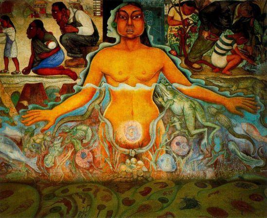 Έργο Diego Rivera