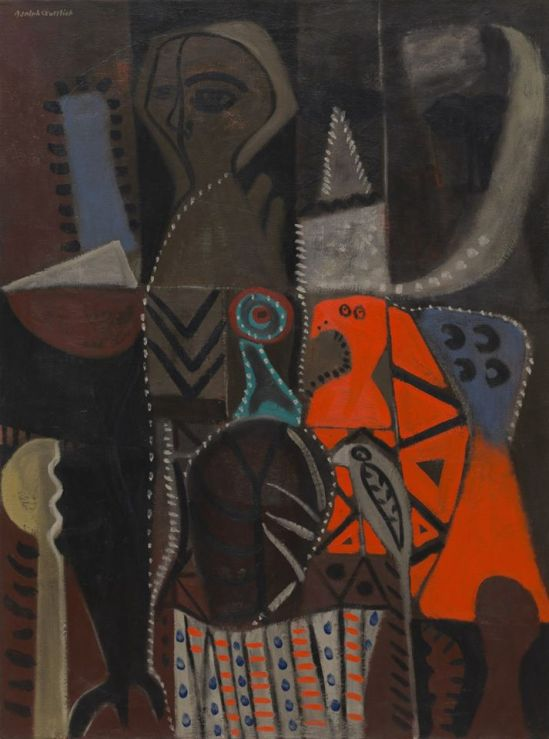 Artwork: Adolph Gottlieb