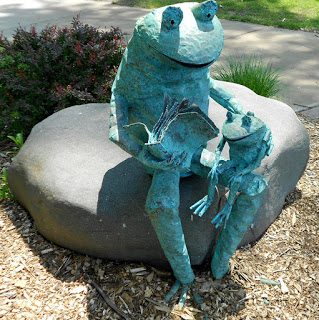 Beau Smith, Copper frog