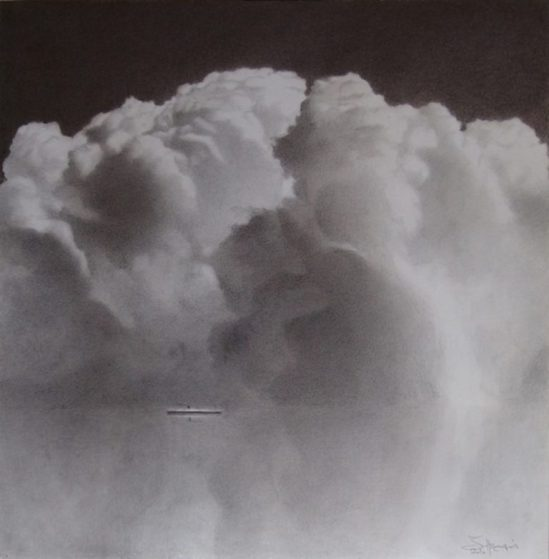 Zymvragos, Clouds